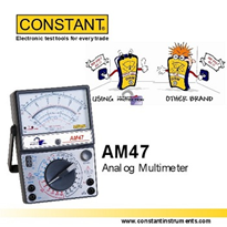 Analog Multimeter | AM47