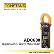 Digital AC DC Clamp Meter | ADC600