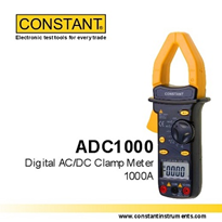 Digital AC DC Clamp Meter | ADC1000