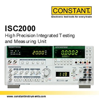 Intergrated Testing & Measuring Unit | SC2000