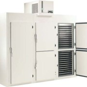 Collapsible Modular Service Cabinet | Refrigerated Products