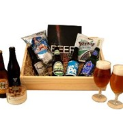 Deluxe Beer Hamper | 34174-SNG