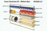 Electricians Kit | RFEK83-U1 Medium Bays
