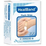 Plastic Wound Strips - 72 x 20mm | HealBand