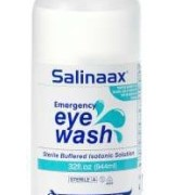 Emergency Eye Wash Solution | Salinaax