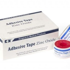 Adhesive Zink Oxide Tapes | S+M