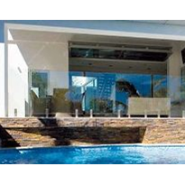 Glide-Away Folding Door | Glass