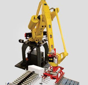 Robotic Palletiser | Automatic Palletiser System