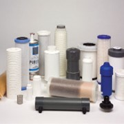 Water Filter - DI Cartridges, Resin and Particle Filters