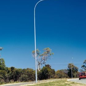 Street Light Pole | Impact Absorbing
