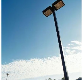 Floodlighting | Court Poles