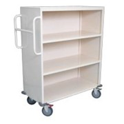 Clean Linen Trolley - Large | LTL 301