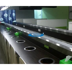 Stainless Steel Conveyor System | MODU DS2 (63mm)