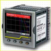Powerful Recorder & Controller | Eurotherm nanodac™
