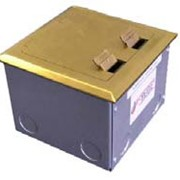 Floor Box | Brass look | FFOB-144