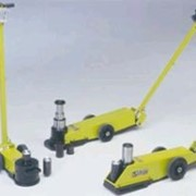 Larzep HN Series Air Hydraulic Jacks