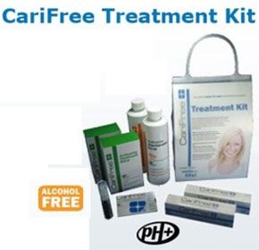 Dental Caries Treatment Kit | CariFree