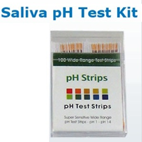 Salivary pH Kit