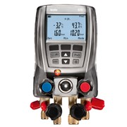 Digital Refrigeration Gauge with Logging | testo 570