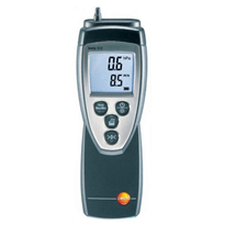 Differential Pressure Measuring Instrument | testo 512