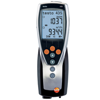 Multifunction Indoor Air Quality Measurement | testo 435