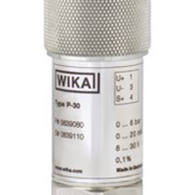 Pressure Transmitter Precision Measurement | WIKA Model P-30, P-31