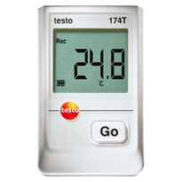 Mini Temperature Data Logger | testo 174T
