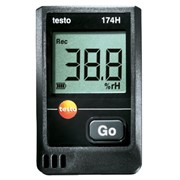 Mini Temperature & Humidity Data Logger | testo 174H