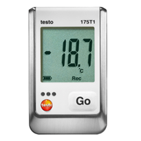 Temperature Data Logger | testo 175T1