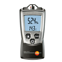 Pocket Sized Hygrometer | testo 610