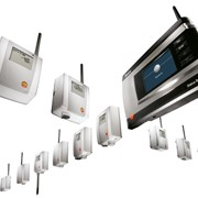 Wireless Data Monitoring System | Saveris