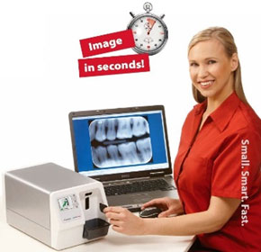 Intraoral Digital Imaging Plate System | DIGORA® Optime