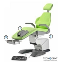 Podiatry Chair | Linda 3