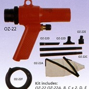 Industrial Cleaning Air Guns | OZ-22 Blow