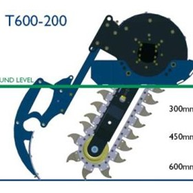 Trencher | T600-200