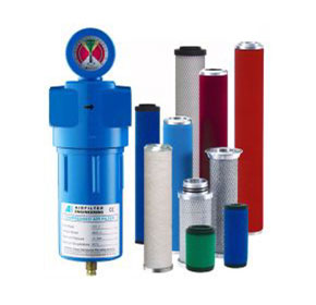 "Compressed Air Filters | 1/2"" - 3"""