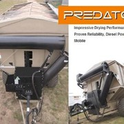 Mobile Batch Dryer | Predator Series
