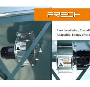 Aeration Unit | Fresh Series