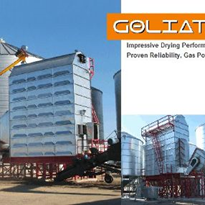 Continuous Flow Dryer | Goliath Series