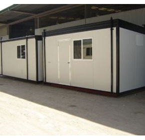 New Offices & Accommodation Units | TA1