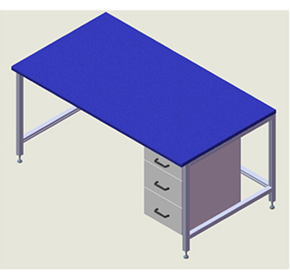 MayTec offers clients fully customised workstation designs
