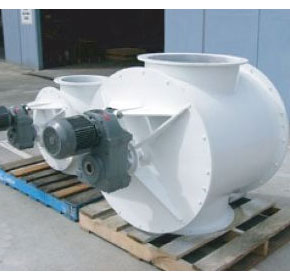 Light Rubber Tipped Rotary Valve | 610 & 914