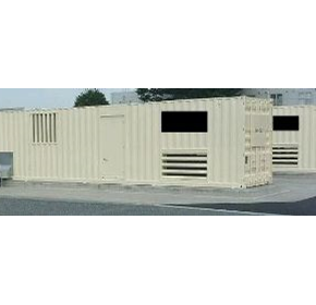 Used Equipment | 1750 KVA Power Module X 2 | CAT Rental Power