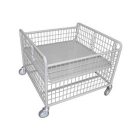 Linen Trolley | Wet & Dry WDLT 380 | Small