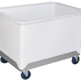 Linen Trolley | Multipurpose Tub MLT 340