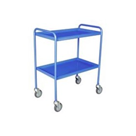 Tray Clearing Trolley | TCT 402 | 2 Shelf
