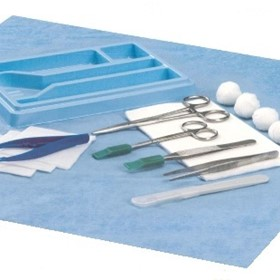 Sterile Suture Pack