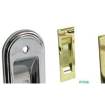 Flush Pulls for Sliding Doors | P705 & P706