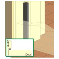 Brush Window/Door Seal | CM61