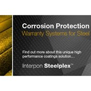 Corrosion Protection Warranty Systems | Interpon Steelplex